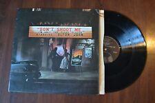Elton John Don't Shoot Me Piano Player UK Import Record lp original vinyl album