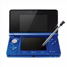 NEW Nintendo 3DS cobalt blue [end product manufacturers]