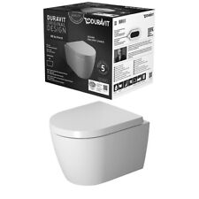 DURAVIT ME BY STARCK COMPACT COMBIPACK RIMLESS SPÜLRANDLOS WC+SITZ 45300900A1