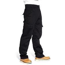 Markenlose Herrenhosen im Chino-Stil aus Baumwolle