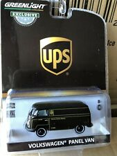 Greenlight Hobby Exclusive Volkswagen Panel Van UPS United Parcel Service