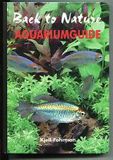 Back to Nature, Aquariumguide, by Kjell Fohrman
