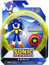 Sonic The Hedgehog 4-inch Star Spring Action Figure Collectible Toy