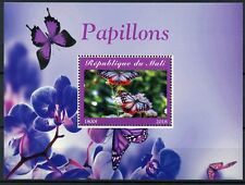 Mali 2018 MNH Butterflies 1v M/S Papillons Butterfly Stamps