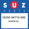 16250-94710-000 Suzuki Sensor,oil 1625094710000, New Genuine OEM Part