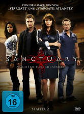 Sanctuary - Staffel 2 (2011)