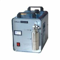 Oxy-Hydrogen Generator Water Welder Acrylic Flame Polisher Torch Welder 110V mv