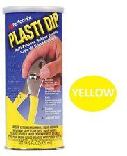 Yellow 14.5oz Performix PLASTI DIP Plastic Multi Rubber Grip Coating Handle Tool
