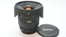 SIGMA EX 17-35mm 1:2.8-4 HSM Asph. Objektiv für Sigma SA Mount