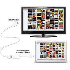 Mini DP Câble Adaptateur Vidéo HDMI Apple