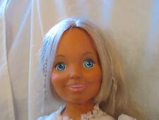 Vintage BRANDI  Mod Crissy family  grow hair doll 1972-1973 heart on face