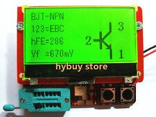Component Tester Transistor Diode Capacitance ESR Meter Mosfet NPN PNP Inductanc