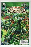 "War of the Green Lantern Issue #64 ""Part One"" DC Comics (May 2011)"