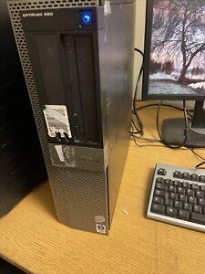 Dell Optiplex 960 - Intel® Core™ 2 Duo CPU E8400 @ 3.00GHz