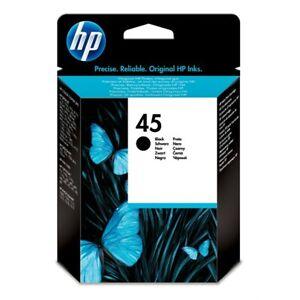 Original HP 45 schwarz Deskjet 710 720 880 890 895 960 970 980 990 - OVP 09/2014
