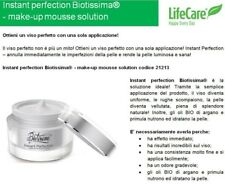 Crema INSTANT PERFECTION Biotissima by Life Care