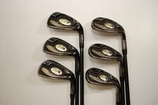 Cobra S3 Black 7-PW,GW,SW Iron Set Right Regular Flex Graphite # 41292
