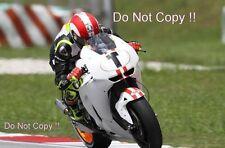 Marco SIMONCELLI SAN CARLO HONDA GRESINI MOTO GP SEPANG test 2009 fotografia 3