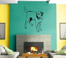Wall Sticker Vinyl Decal Dog Pets Animals Kids Children  Mural  z420