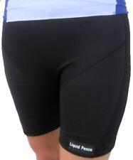 "1mm Neoprene Wetsuit Shorts w/Titanium-7 Panel, 7"" Inseam Size: Medium, New"
