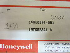 HONEYWELL  14500954-001   INTERFACE A