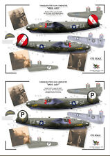 """[FFSMC Productions] Decals 1/48 Consolidated B-24H Liberator """"Miss Judy"""""""