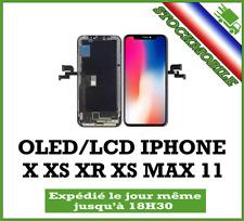 ECRAN LCD OLED iPhone  X / XS / XR / XS MAX / XSMAX / 11 VERRE TREMPÉ OFFERT