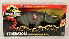Jurassic Park Triceratops   Kenner