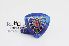 Re:Life in a different world from zero Emilia Resin Crystal Badge Cosplay Prop