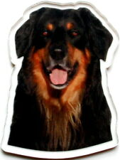 Custom Hovawart magnet magne 00006000 t photo text + slate dog n4
