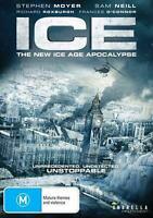 Ice | Mini-series (DVD) New Ice Age Apocalypse. NEW/SEALED