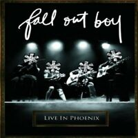 FALL OUT BOY - LIVE IN PHOENIX  CD NEU