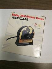 2008 Beijing Olympics WEBCAM  McDonalds  BNIB