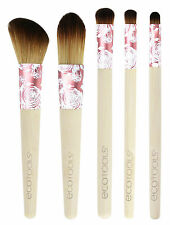 EcoTools Eco Tools 5 Piece MODERN ROMANCE COLLECTION Make Up BRUSH SET