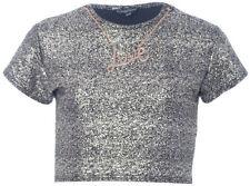 T-shirts et débardeurs courtes manches courtes pour fille de 13 à 14 ans