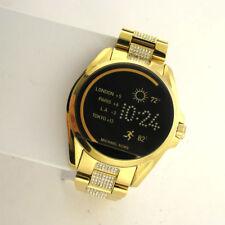 Michael Kors Access Touchscreen MKT5002 Bradshaw Smartwatch Stainless link Band