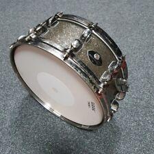 "Tama 14"" x 5.5"" Starclassic Snare Drum Grey Sparkle USED! RKSC200320"