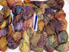 Piedras Lg Skein 150yd Malabrigo Silky Merino Wool & Silk 51/49 Soft Luxury Yarn