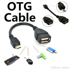 WHOLESALE Micro USB OTG Host Cable Adapter Male 2.0 Female For Android / Phone
