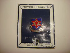 US Military ROTC Distinctive Unit Insignia By NS MEYER INC New York