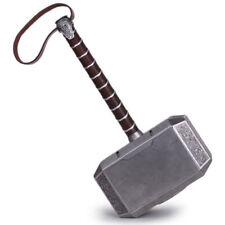 US STOCK CATTOYS 1:1 Full Metal Avengers Thor Hammer 1:1 Replica Prop Mjolnir