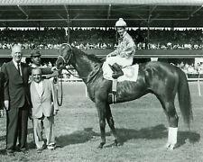 Lucky Debonair '65 Kentucky Derby Winner (Jockey - Billy Shoemaker), 8x10 Photo