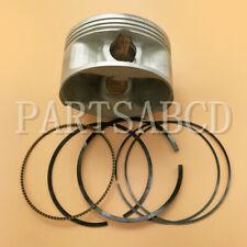 Piston Set with Ring Pin Clips for Hisun 700Cc Hs700 Atv Utv Parts