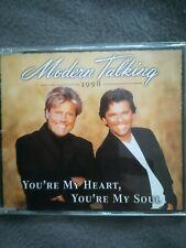 Maxi-CD  -  Modern Talking  -  You're my heart, you're my soul - Anschauen
