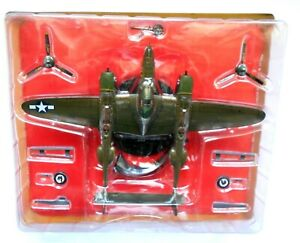 LOCKHEED P-38 LIGHTNING WWII FIGHTER COLLECTION #06