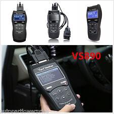 2016VS890 OBD2 diagnostic scanner voiture fault code reader multi-language scan tool