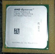Amd Opteron OSP275FAA6CB 2.2GHz de doble núcleo Socket 940-Libre Post