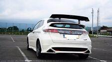 For Honda 07-11 Civic FN2 Carbon Fiber TypR Rear Spoiler Wing Drifting Racing