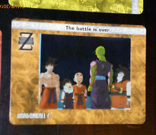 DRAGON BALL Z GT DBZ FILM COLLECTION CARDDASS CARD REG CARTE 24 NM CARDZ ARTBOX