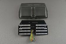 Luz trasera LED tintado con señal vuelta integrado All Cagiva mito 125 1989 & +